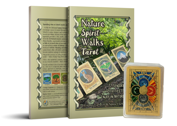 Nature Spirit Walks Tarot Package Mockup
